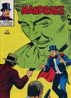 Cover for Mandrake - Il Vascello [Series Two] (Edizioni Fratelli Spada, 1967 series) #89
