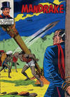 Cover for Mandrake - Il Vascello [Series Two] (Edizioni Fratelli Spada, 1967 series) #83