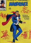 Cover for Mandrake - Il Vascello [Series Two] (Edizioni Fratelli Spada, 1967 series) #107
