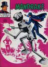 Cover for Mandrake - Il Vascello [Series Two] (Edizioni Fratelli Spada, 1967 series) #75