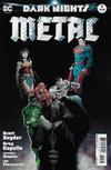 Cover Thumbnail for Dark Nights: Metal (2017 series) #1 [Third Printing - Greg Capullo & Jonathan Glapion Cover]