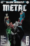 Cover for Dark Nights: Metal (DC, 2017 series) #1 [Third Printing]