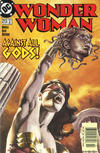 Cover for Wonder Woman (DC, 1987 series) #213 [Newsstand]