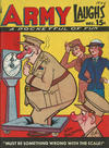 Cover for Army Laughs (Prize, 1941 series) #v4#9