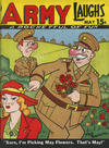 Cover for Army Laughs (Prize, 1941 series) #v3#2