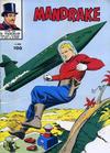 Cover for Mandrake - Il Vascello [Series Two] (Edizioni Fratelli Spada, 1967 series) #110