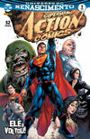 Cover for Action Comics (Panini Brasil, 2017 series) #1