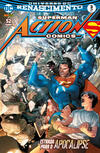 Cover for Action Comics (Panini Brasil, 2017 series) #3