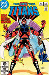 Cover for The New Teen Titans (DC, 1980 series) #22 [Direct]