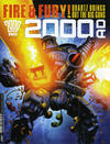 Cover for 2000 AD (Rebellion, 2001 series) #2067