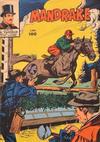 Cover for Mandrake - Il Vascello [Series Two] (Edizioni Fratelli Spada, 1967 series) #82