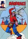 Cover for Mandrake - Il Vascello [Series Two] (Edizioni Fratelli Spada, 1967 series) #98