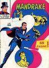 Cover for Mandrake - Il Vascello [Series Two] (Edizioni Fratelli Spada, 1967 series) #67