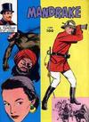 Cover for Mandrake - Il Vascello [Series Two] (Edizioni Fratelli Spada, 1967 series) #78