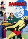 Cover for Mandrake - Il Vascello [Series Two] (Edizioni Fratelli Spada, 1967 series) #94
