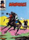 Cover for Mandrake - Il Vascello [Series Two] (Edizioni Fratelli Spada, 1967 series) #80