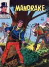 Cover for Mandrake - Il Vascello [Series Two] (Edizioni Fratelli Spada, 1967 series) #44