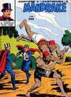Cover for Mandrake - Il Vascello [Series Two] (Edizioni Fratelli Spada, 1967 series) #101