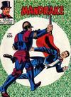 Cover for Mandrake - Il Vascello [Series Two] (Edizioni Fratelli Spada, 1967 series) #69