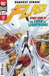 Cover for The Flash (DC, 2016 series) #40 [Carmine Di Giandomenico Cover]