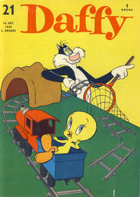 Cover Thumbnail for Daffy (Allers Forlag, 1959 series) #21/1959