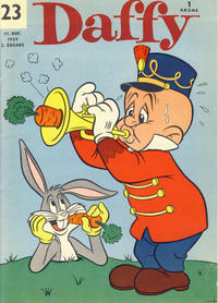 Cover Thumbnail for Daffy (Allers Forlag, 1959 series) #23/1959