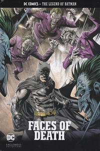 Cover Thumbnail for DC Comics - The Legend of Batman (Eaglemoss Publications, 2017 series) #4 - Faces of Death