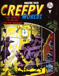 Cover Thumbnail for Creepy Worlds (Alan Class, 1962 series) #124