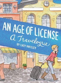 Cover Thumbnail for An Age of License (Fantagraphics, 2014 series)