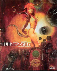 Cover Thumbnail for Alienzkin (Fantagraphics, 2002 ? series)