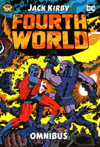 Cover Thumbnail for The Fourth World Omnibus by Jack Kirby (DC, 2017 series)