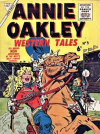 Cover Thumbnail for Annie Oakley (L. Miller & Son, 1957 series) #3