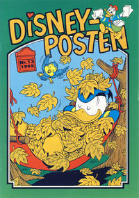 Cover Thumbnail for Disney-posten (Hjemmet / Egmont, 1995 ? series) #13/1995