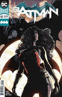 Cover Thumbnail for Batman (DC, 2016 series) #40