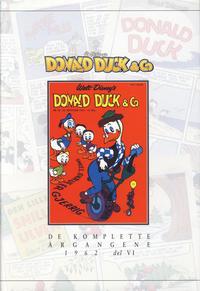 Cover Thumbnail for Donald Duck & Co De komplette årgangene (Hjemmet / Egmont, 1998 series) #[55] - 1962 del 6