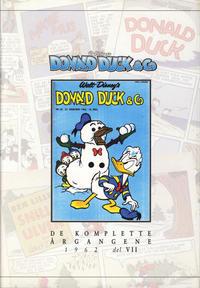 Cover Thumbnail for Donald Duck & Co De komplette årgangene (Hjemmet / Egmont, 1998 series) #[56] - 1962 del 7