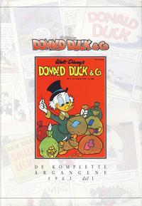Cover Thumbnail for Donald Duck & Co De komplette årgangene (Hjemmet / Egmont, 1998 series) #[57] - 1963 del 1