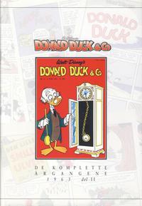Cover Thumbnail for Donald Duck & Co De komplette årgangene (Hjemmet / Egmont, 1998 series) #[58] - 1963 del 2