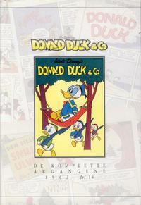 Cover Thumbnail for Donald Duck & Co De komplette årgangene (Hjemmet / Egmont, 1998 series) #[60] - 1963 del 4