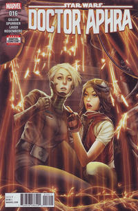 Cover Thumbnail for Doctor Aphra (Marvel, 2017 series) #16 [Ashley Witter]