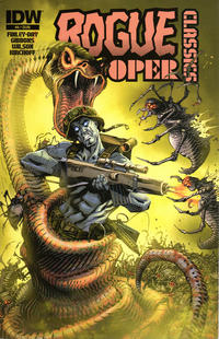 Cover Thumbnail for Rogue Trooper Classics (IDW, 2014 series) #4