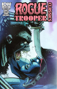 Cover Thumbnail for Rogue Trooper Classics (IDW, 2014 series) #5
