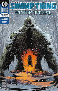 Cover Thumbnail for Swamp Thing Winter Special (DC, 2018 series) #1