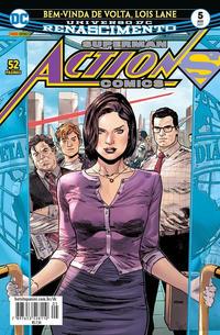 Cover Thumbnail for Action Comics (Panini Brasil, 2017 series) #5