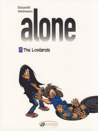 Cover Thumbnail for Alone (Cinebook, 2014 series) #7 - The Lowlands