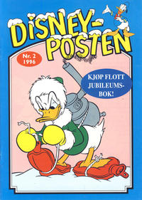Cover Thumbnail for Disney-posten (Hjemmet / Egmont, 1995 ? series) #2/1996