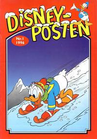 Cover Thumbnail for Disney-posten (Hjemmet / Egmont, 1995 ? series) #1/1996