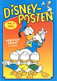 Cover Thumbnail for Disney-posten (Hjemmet / Egmont, 1995 ? series) #3/1996