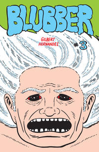 Cover Thumbnail for Blubber (Fantagraphics, 2015 series) #3