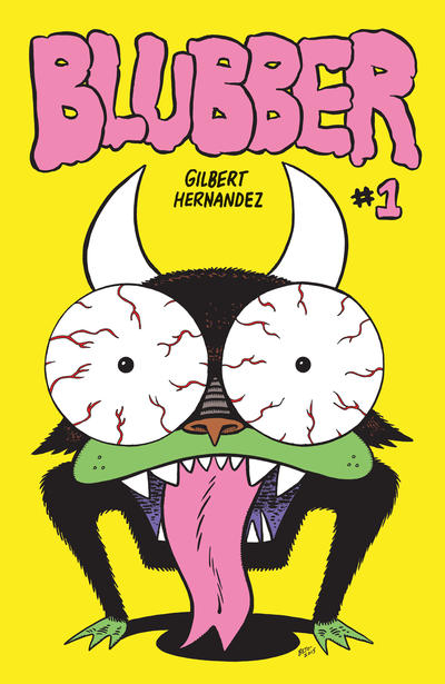 Cover for Blubber (Fantagraphics, 2015 series) #1